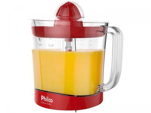 Espremedor de Frutas Philco Citrus Turbo Elétrico - 50W 1,5L