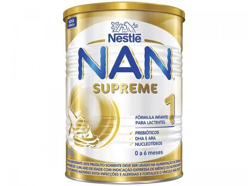 Fórmula Infantil Nestlé NAN Supreme 1 - 400g