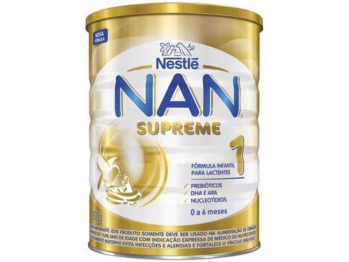 Fórmula Infantil Nestlé NAN Supreme 1 - 800g
