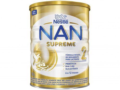 Fórmula Infantil Nestlé NAN Supreme 2 - 800g