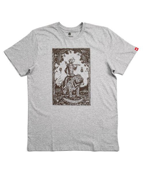 Camiseta Element Silk Rufus Masculino