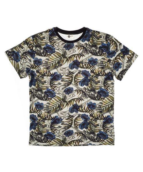 Camiseta MCD Especial Full Tropical Bones Masculino