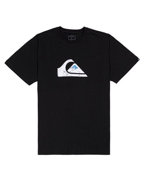 Camiseta Quiksilver Filter Logo Masculino