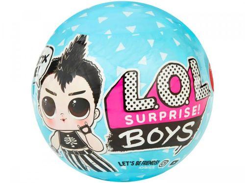 Boneco LOL Surprise Boys com Acessórios - Candide