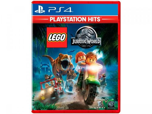 Lego Jurassic World para PS4 TT Games - Playstation Hits