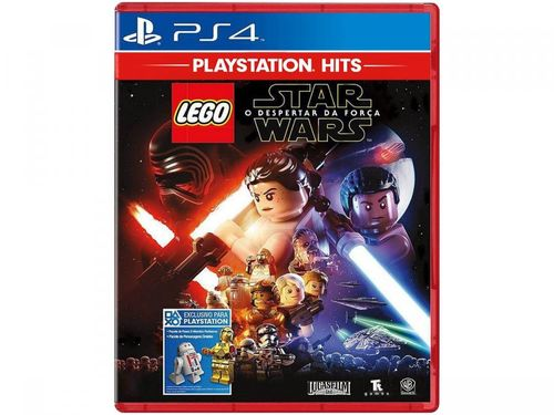 Lego Star Wars: O Despertar da Força para PS4 - TT Games Playstation Hits