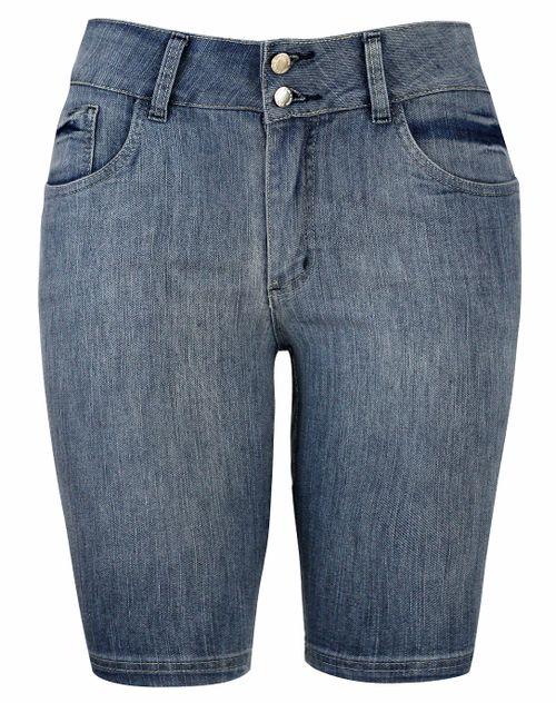 Bermuda Pau a Pique Jeans