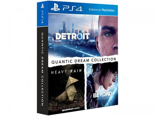 Quantic Dream Collection para PS4 - Quantic Dream