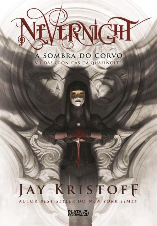 Nevernight: a sombra do corvo -