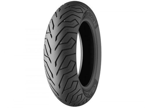 """Pneu Moto Aro 16"""" Traseiro Michelin 130/70 16 61P - City Grip"""