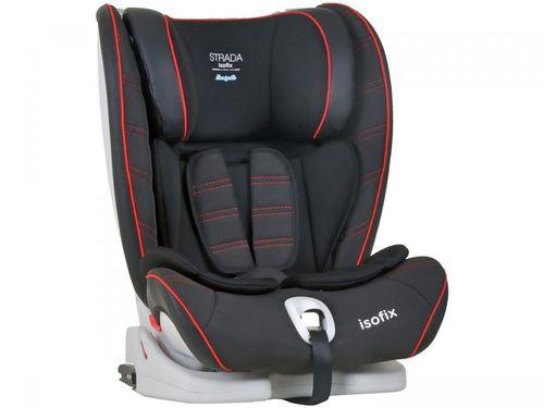 Cadeirinha para Auto Reclinável Burigotto - 4 Posições Strada Isofix para Crianças até 36kg