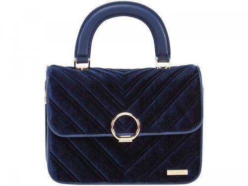 Bolsa Feminina Transversal Casual - Mondaine Azul