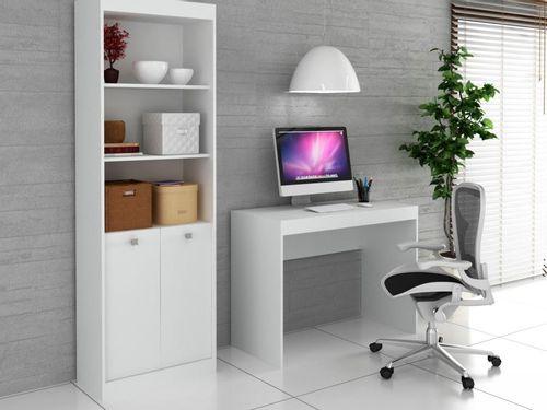 Conjunto Escritório Hecol Móveis - Home Office HO-2952 2 Peças
