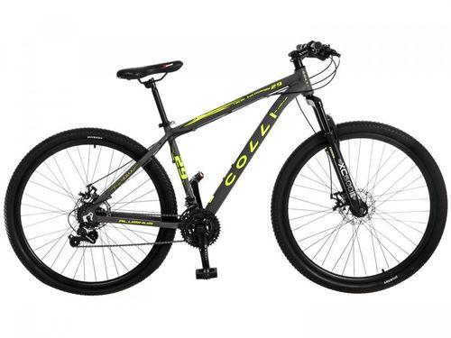 Bicicleta Aro 29 Mountain Bike Colli 531.33 - Freio a Disco 21 Marchas Câmbio Shimano