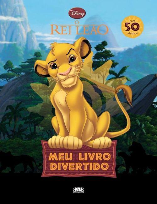 O Rei Leão: meu livro divertido -