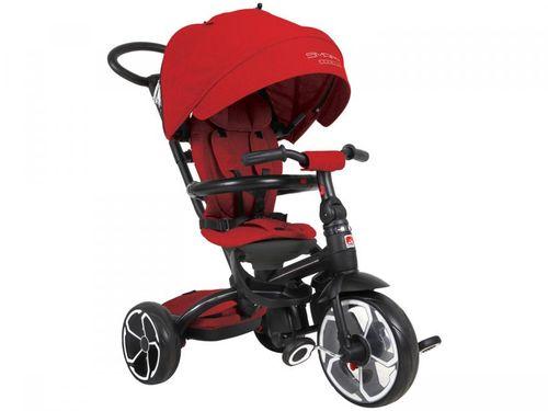 Triciclo Infantil Smart 276 com Empurrador - com Capota Bandeirante