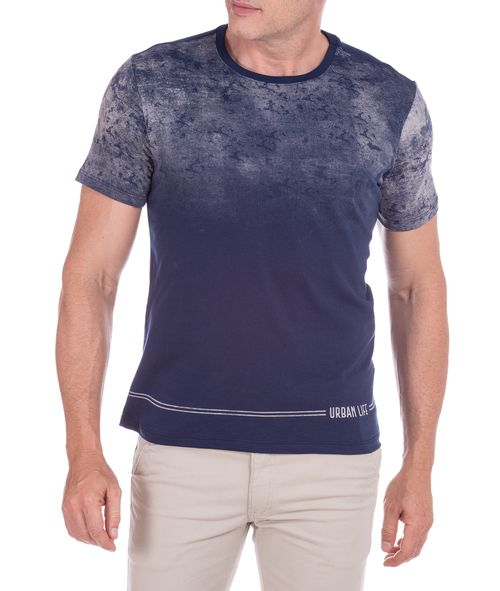 Camiseta Algodão Estampada