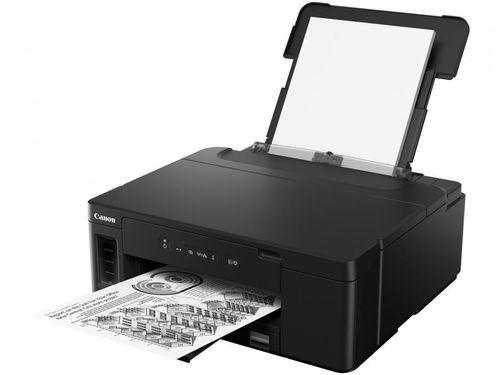Impressora Multifuncional Canon GM2010 - Tanque de Tinta Colorida Wi-Fi USB