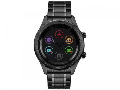 Smartwatch Technos Connect P01AB/4P Preto - 44mm 64MB