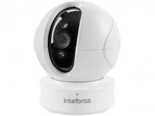 Câmera de Segurança Intelbras CFTV IP 720p Mibo - iC4 Wi-Fi Interna Digital Visão Noturna