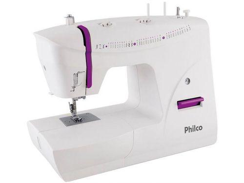 Máquina de Costura Philco PMC33B Portátil - 33 Pontos