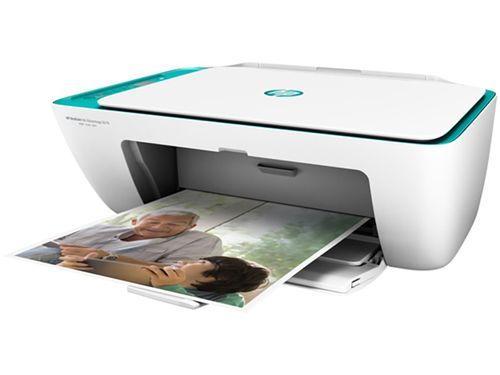 Impressora Multifuncional HP Deskjet Ink Advantage - 2676 Jato de Tinta Colorida Wi-Fi USB
