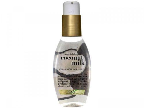 Sérum Capilar OGX Coconut Milk - Anti-Breakage Serum 118ml