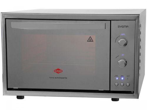 Forno Elétrico Embutir Layr Autolimpante Grill 46L - Sygma