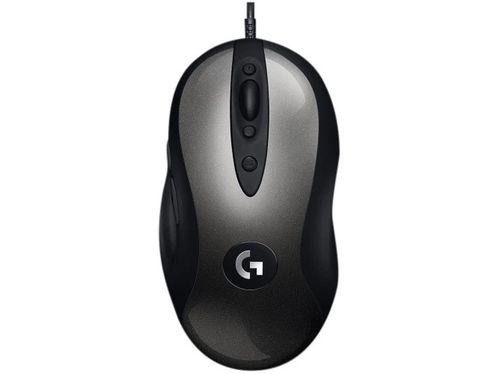 Mouse Gamer Logitech G Óptico 16000DPI - 8 Botões MX518