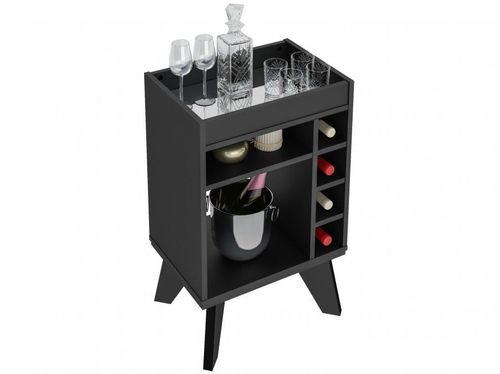 Bar para Sala 4 Garrafas Drink - Artely