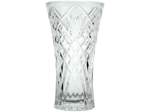 Vaso Decorativo de Vidro 23cm de Altura - Casambiente Lirio