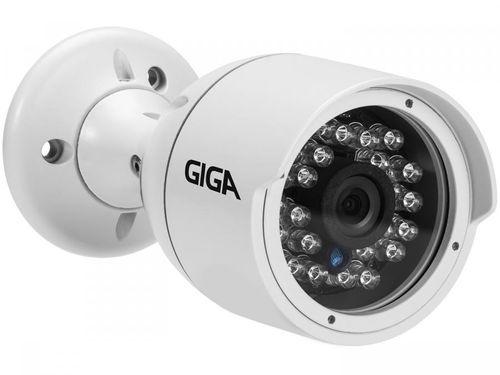 Câmera de Segurança Giga Security - GS0057 NTSC/PAL-M Interna e Externa
