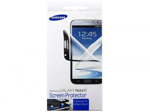 Película Protetora p/ Galaxy Note 2 - Samsung