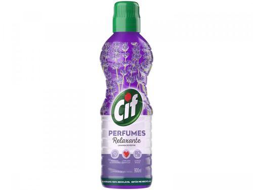 Limpador Multiuso Líquido Cif Perfumes Relaxante - 900ml