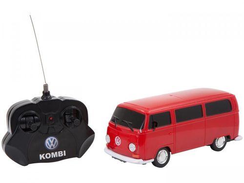 Carrinho de Controle Remoto VW Kombi CKS - 7 Funções Alcance 7 metros