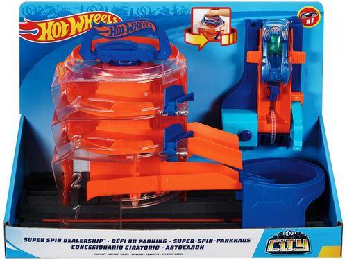 Pista Hot Wheels Super Set - Mattel FNB15