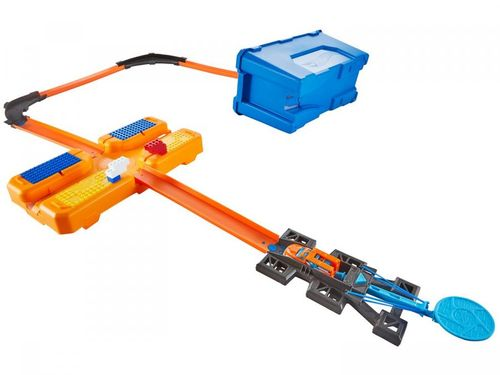 Pista Hot Wheels Track Builder Stunt Box - Mattel