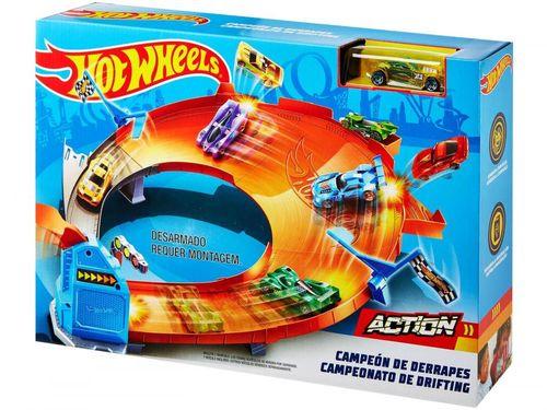 Pista Hot Wheels Tracks GBF81 - Mattel