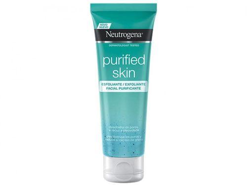 Gel Esfoliante Facial Neutrogena Purified Skin - 100g