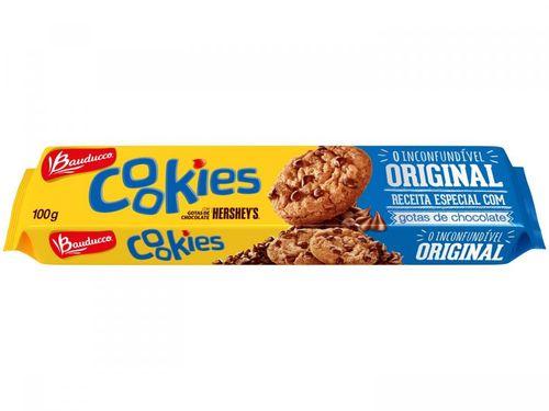 Cookies Original Bauducco 100g -