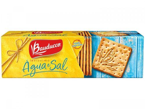 Biscoito Água e Sal Bauducco 200g -