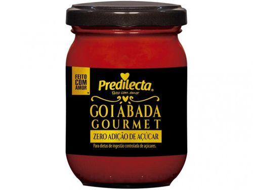 Goiabada Cremosa Zero Açúcar Predilecta - Gourmet 220g