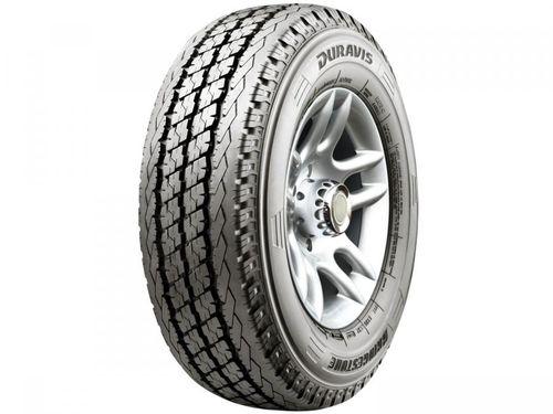 "Pneu Aro 15"" Bridgestone 205/70RR15 - Duravis 104R Van e Utilitários"