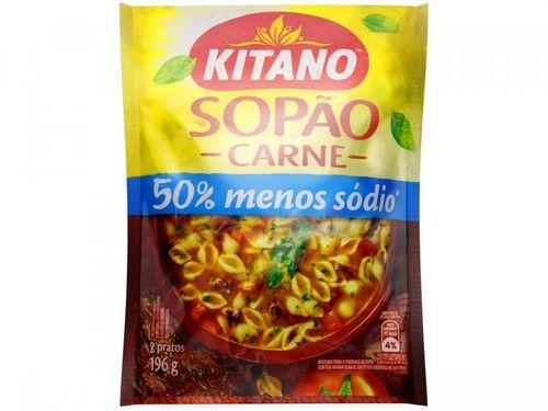 Sopão Carne Kitano - 196g