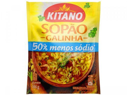 Sopão Galinha Kitano - 196g