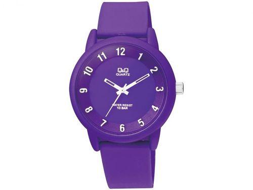 Relógio Feminino Q&Q Analógico VR52J005Y - Roxo