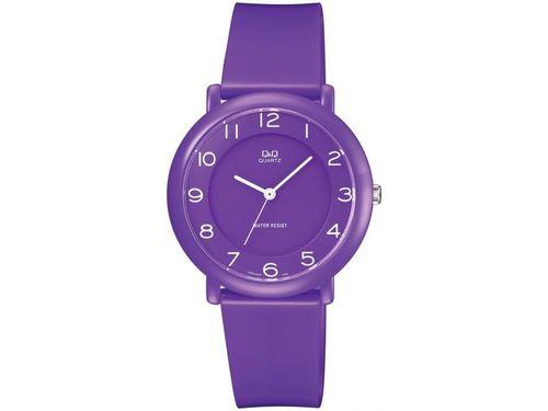 Relógio Feminino Q&Q Analógico VQ94J023Y - Roxo