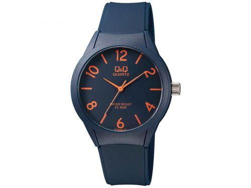 Relógio Feminino Q&Q Analógico VR28J022Y - Azul Marinho