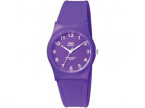 Relógio Feminino Q&Q Analógico VP34J068Y - Roxo