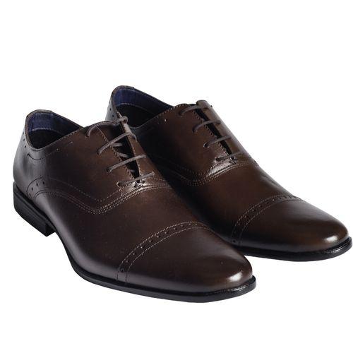 Sapato Masculino Social Sintetico